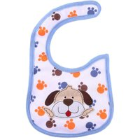 Cartoon Animals Design Baby Bibs For Newborn Baby Infant Bib Slobber Cartoon Waterproof Printing Feeding Saliva Soft Towel